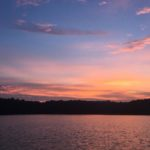 sunset lake martin
