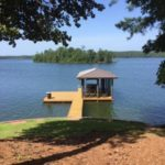 large deep water deeded lot lake martin